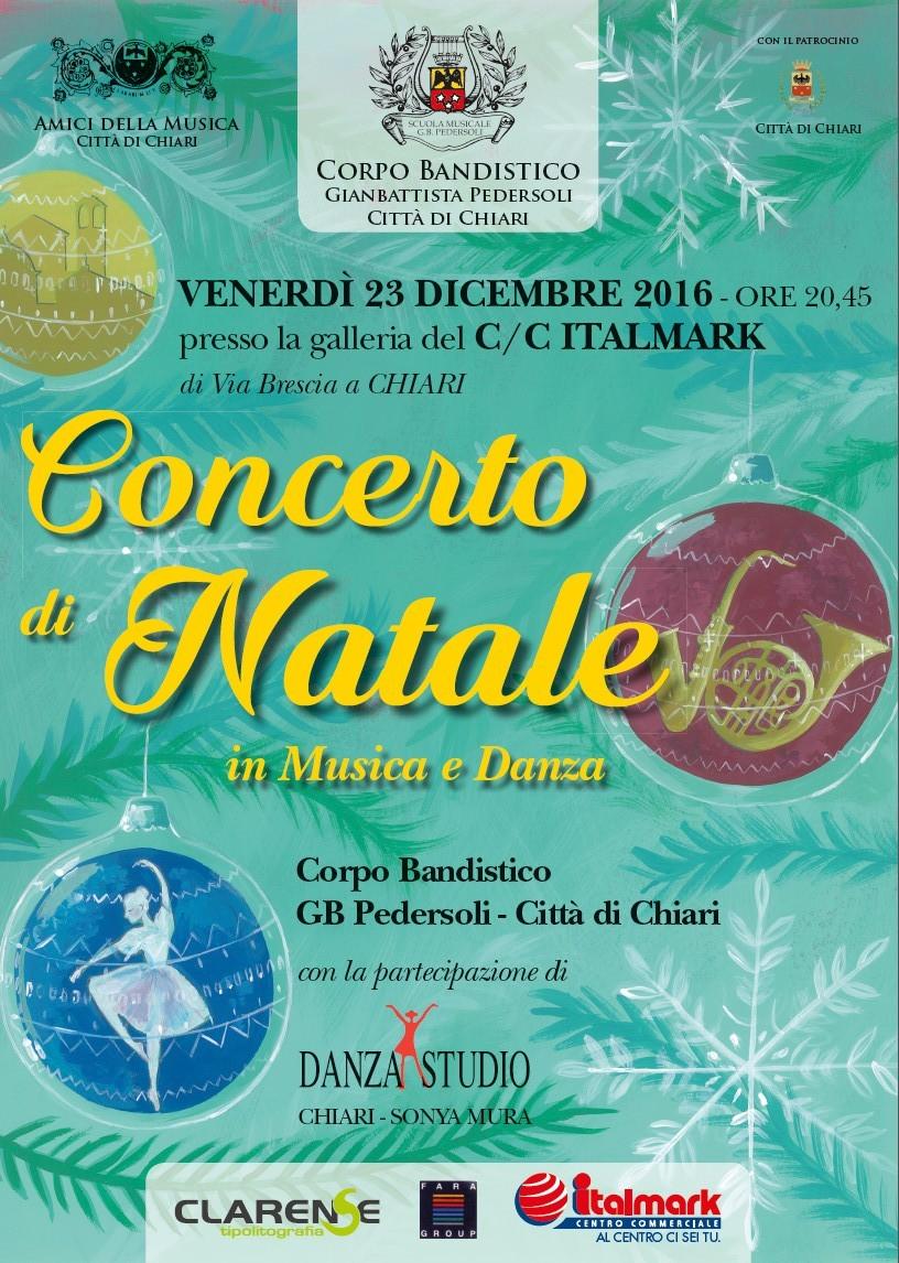 Loc Concerto di Natale in MUsica e Danza